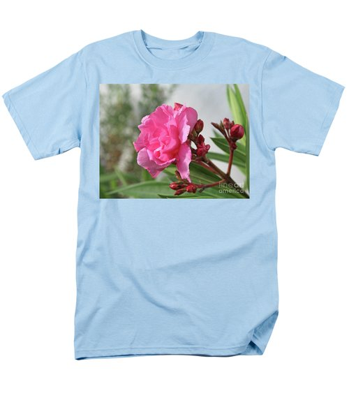 Oleander Splendens Giganteum 4 Men's T-Shirt  (Regular Fit) by Wilhelm Hufnagl
