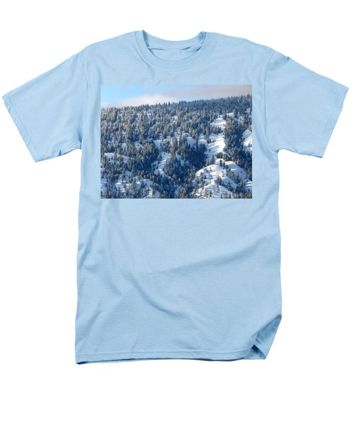 Men's T-Shirt  (Regular Fit) featuring the photograph On The Far Side by Will Borden