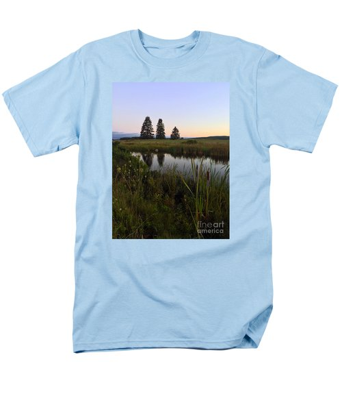 Once Upon A Time... Men's T-Shirt  (Regular Fit) by LeeAnn Kendall