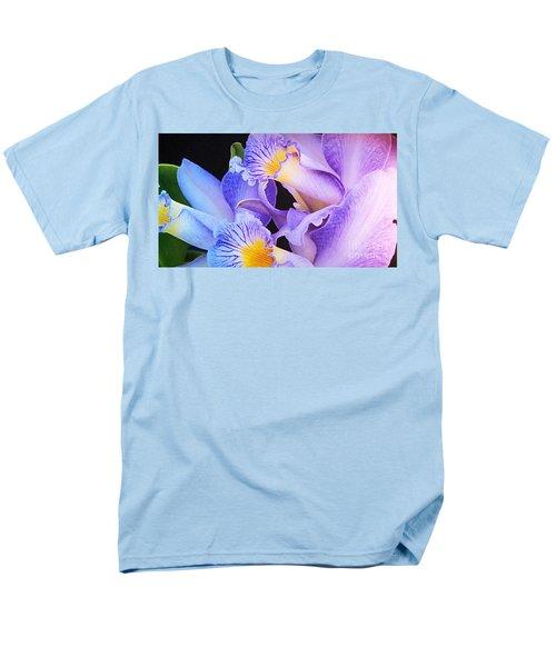 Orchid Bouquet Men's T-Shirt  (Regular Fit) by Cindy Manero