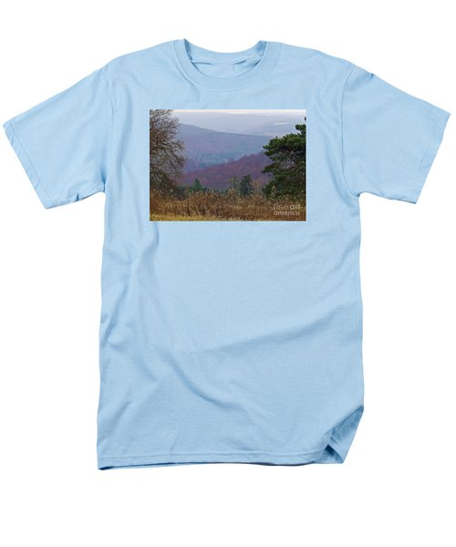 Men's T-Shirt  (Regular Fit) featuring the photograph Over And Over And Over by Christian Mattison