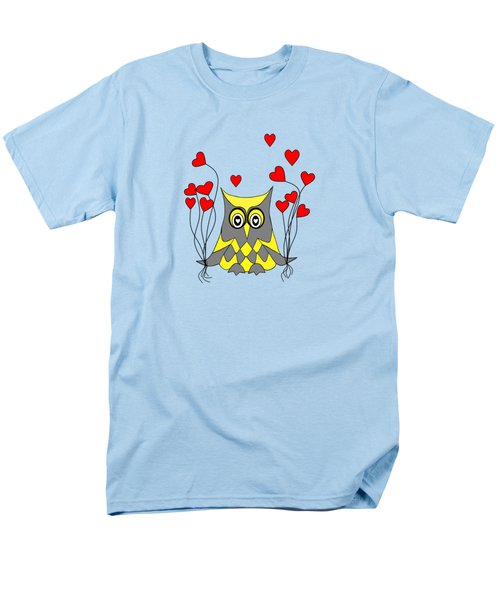 Owl Always Love You Men's T-Shirt  (Regular Fit)