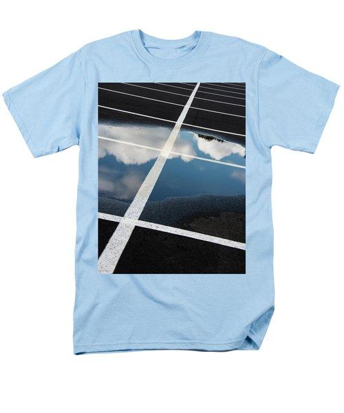 Parking Spaces For Clouds Men's T-Shirt  (Regular Fit)