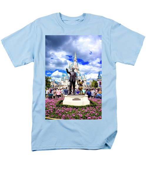 Men's T-Shirt  (Regular Fit) featuring the photograph Partners Two by Greg Fortier