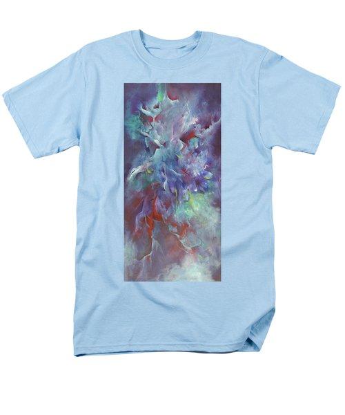Pathway Of A Prayer Men's T-Shirt  (Regular Fit) by Karen Kennedy Chatham