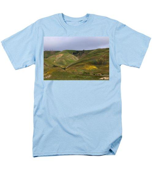 Peace Valley Men's T-Shirt  (Regular Fit) by Viktor Savchenko