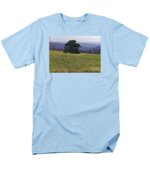 Men's T-Shirt  (Regular Fit) featuring the photograph Pine On Sentry by Christian Mattison