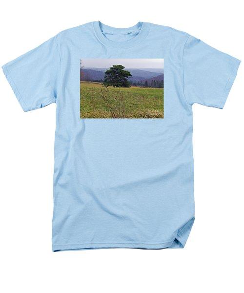 Pine On Sentry Men's T-Shirt  (Regular Fit) by Christian Mattison