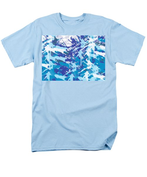 Pine Trees Men's T-Shirt  (Regular Fit) by Trilby Cole
