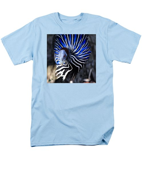 Pintada Vulturina Men's T-Shirt  (Regular Fit) by Goyo Ambrosio