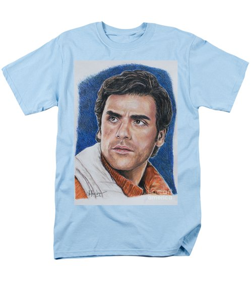 Poe Dameron Men's T-Shirt  (Regular Fit)
