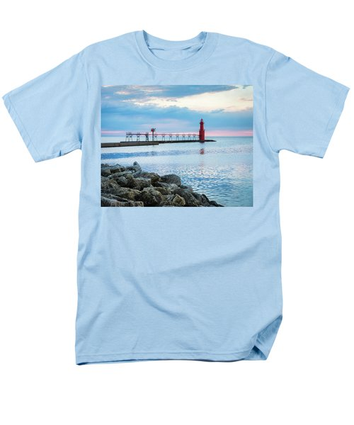 Men's T-Shirt  (Regular Fit) featuring the photograph Pure Algoma by Bill Pevlor
