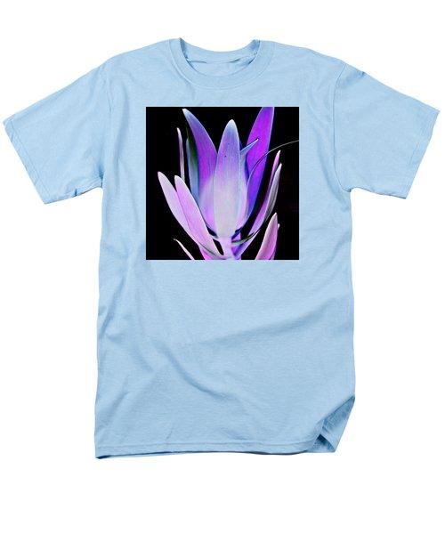 Men's T-Shirt  (Regular Fit) featuring the photograph Purple by John Hansen
