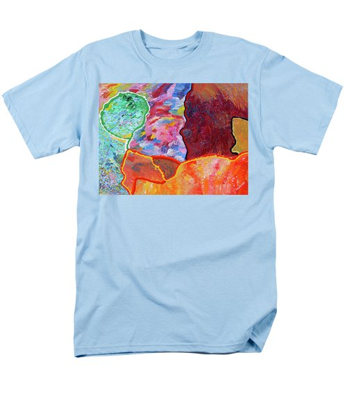Puzzle Men's T-Shirt  (Regular Fit) by Ralph White