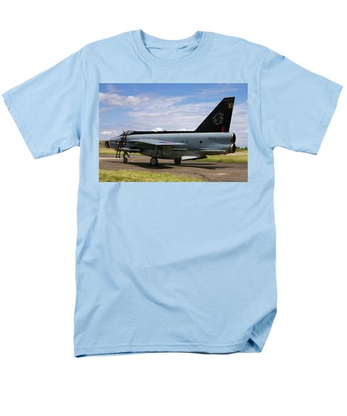 Raf English Electric Lightning F6 Men's T-Shirt  (Regular Fit) by Tim Beach