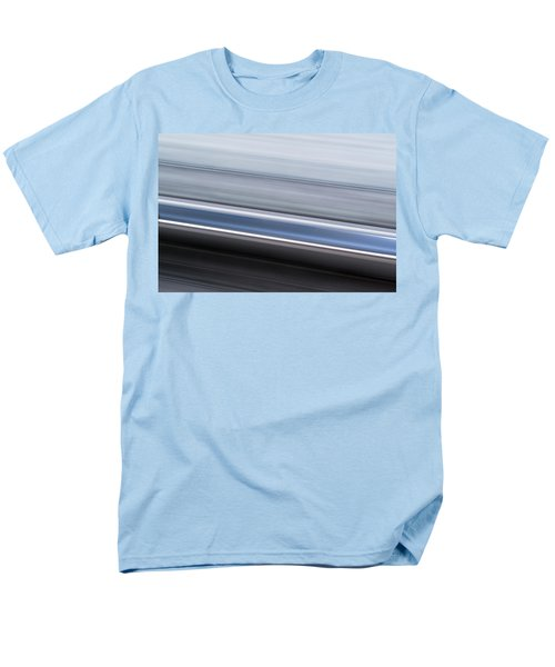 Men's T-Shirt  (Regular Fit) featuring the photograph Railway Lines by John Williams