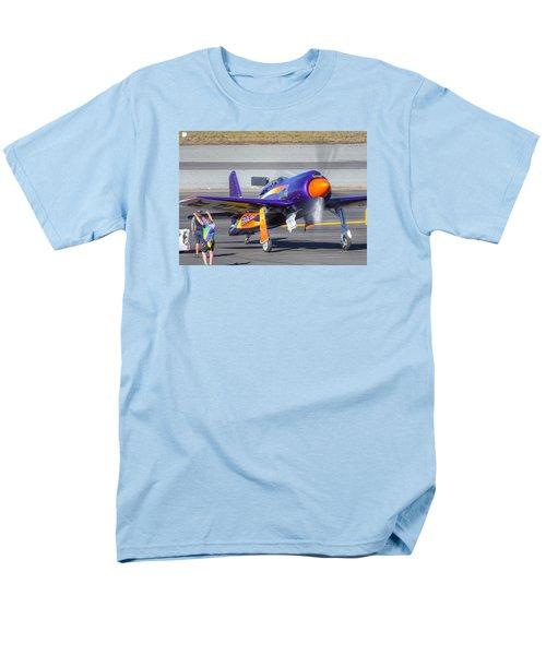 Rare Bear Startup Men's T-Shirt  (Regular Fit)