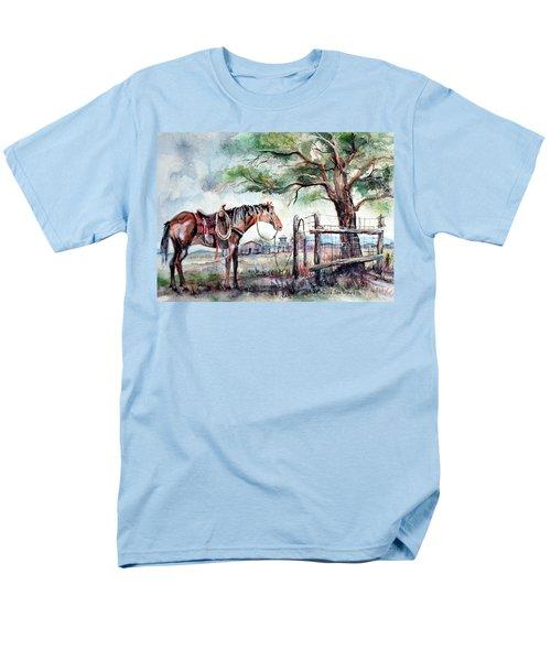 Ready Men's T-Shirt  (Regular Fit)