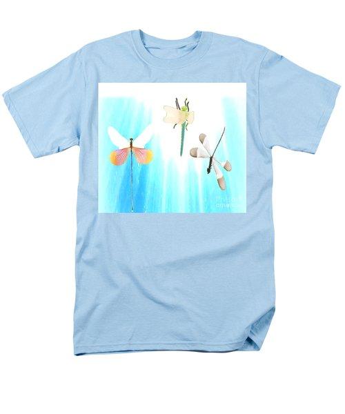 Realization Of Life Men's T-Shirt  (Regular Fit) by Belinda Threeths