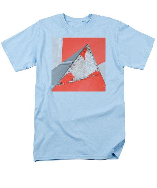 Red Rocket Men's T-Shirt  (Regular Fit) by Paul Moss