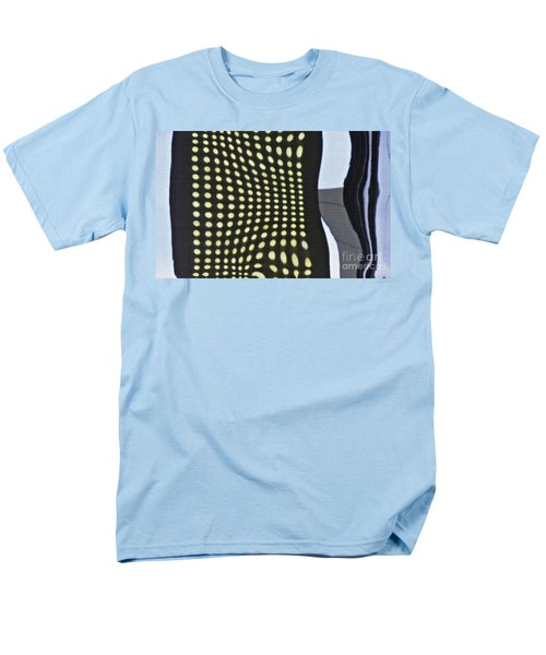 Men's T-Shirt  (Regular Fit) featuring the photograph Reflection On 42nd Street 2 by Sarah Loft