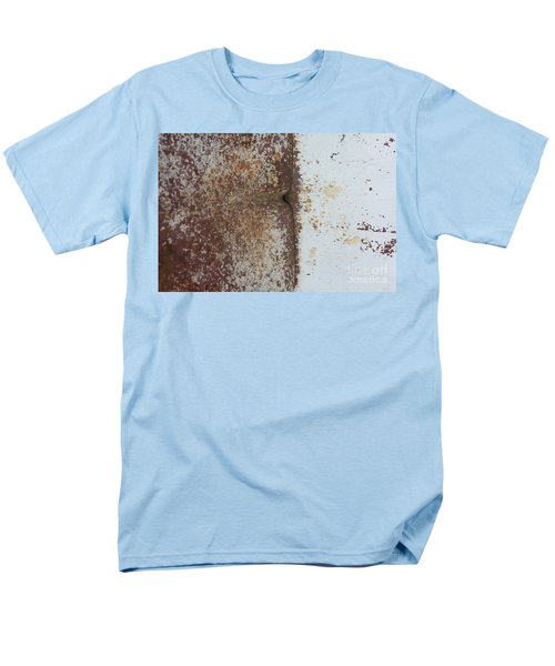 Men's T-Shirt  (Regular Fit) featuring the photograph Repaint Number Eight by Brian Boyle