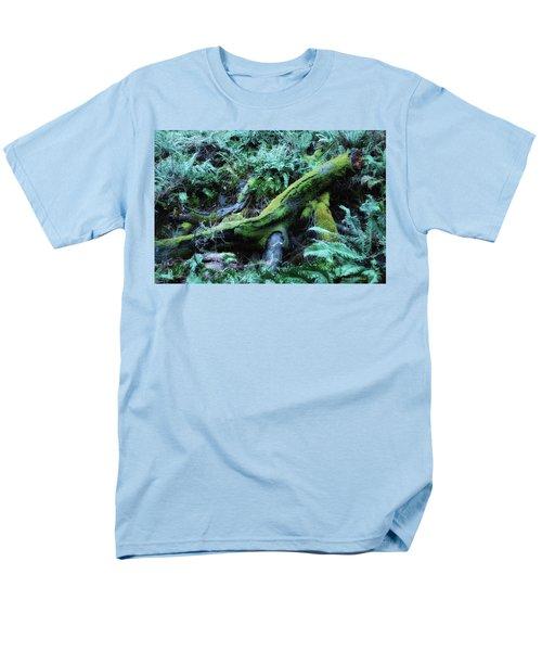 Resting Comfortably Men's T-Shirt  (Regular Fit) by Donna Blackhall