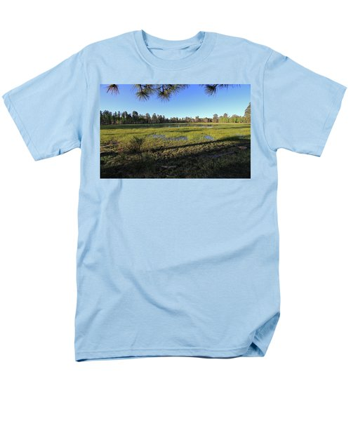 Rim Glade Men's T-Shirt  (Regular Fit) by Gary Kaylor