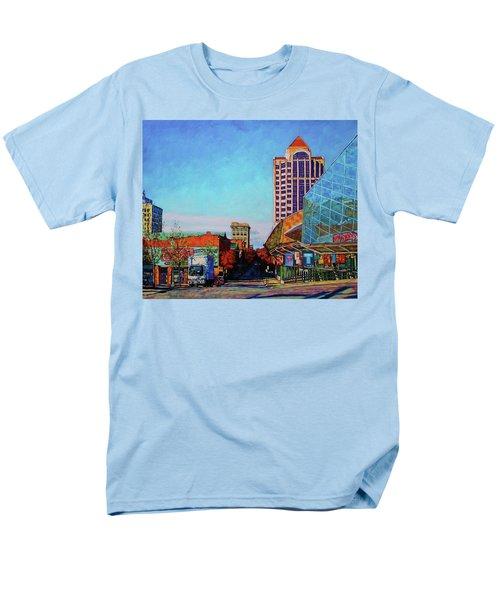 Rise And Shine Men's T-Shirt  (Regular Fit) by Bonnie Mason