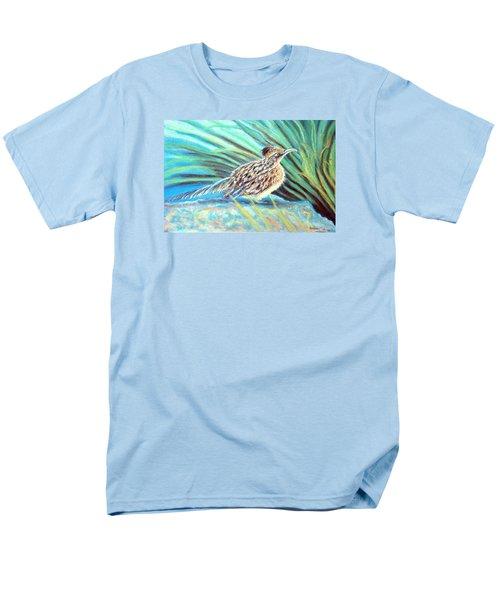 Roadrunner Fluffing Sold   Pastel Men's T-Shirt  (Regular Fit) by Antonia Citrino