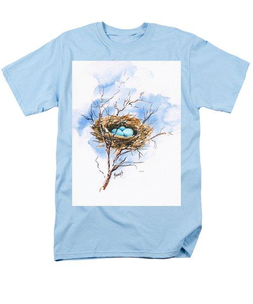 Robin's Nest Men's T-Shirt  (Regular Fit)