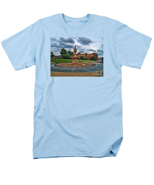 Men's T-Shirt  (Regular Fit) featuring the photograph Round About by Roberta Byram