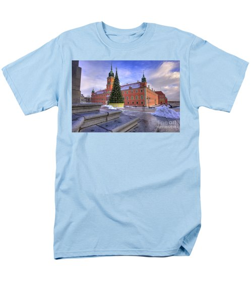 Men's T-Shirt  (Regular Fit) featuring the photograph Royal Castle by Juli Scalzi