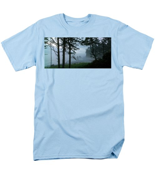 Ruby Beach II Washington State Men's T-Shirt  (Regular Fit) by Greg Reed