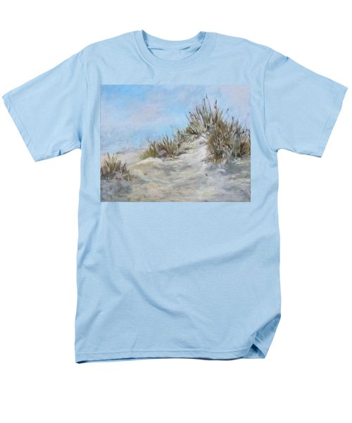 Sand Dunes And Salty Air Men's T-Shirt  (Regular Fit) by Barbara O'Toole