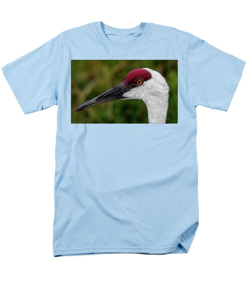 Sandhill Crane Men's T-Shirt  (Regular Fit)