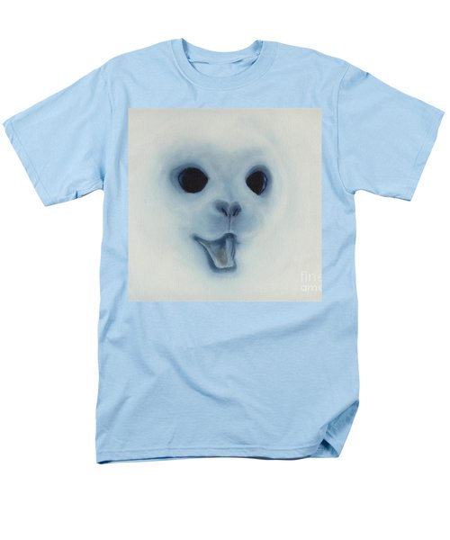 Save The Baby Seals Men's T-Shirt  (Regular Fit) by Annemeet Hasidi- van der Leij