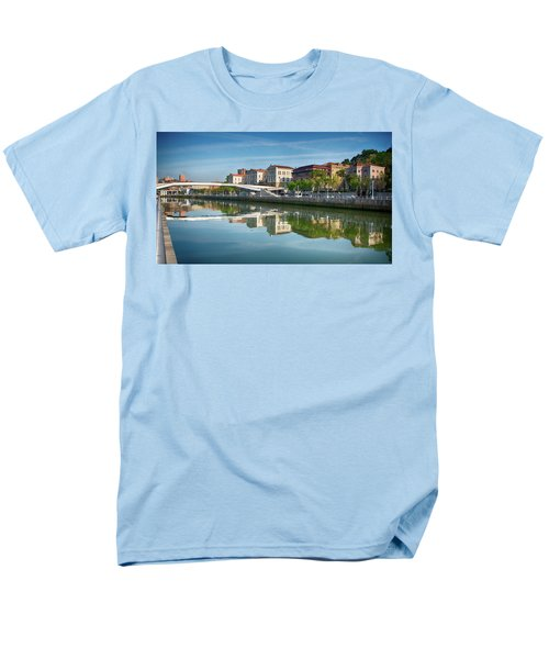 Scenic River View Men's T-Shirt  (Regular Fit) by James Hammond