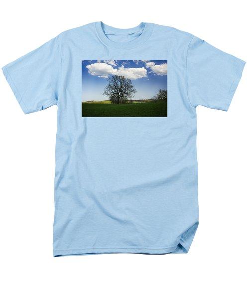 Shade Men's T-Shirt  (Regular Fit) by Dan Hefle