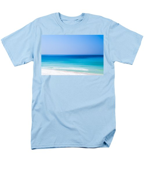 Shades Of Blue Men's T-Shirt  (Regular Fit) by Shelby  Young