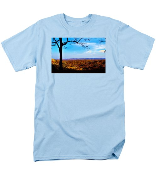 Shadow To Light Men's T-Shirt  (Regular Fit)