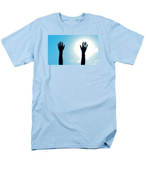 Shine On Men's T-Shirt  (Regular Fit) by DAKRI Sinclair