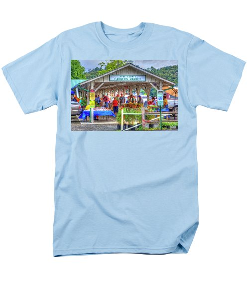 Shop Local Men's T-Shirt  (Regular Fit) by Dale R Carlson