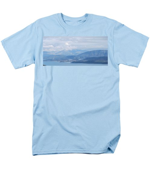 Six Islands  Men's T-Shirt  (Regular Fit) by George Katechis