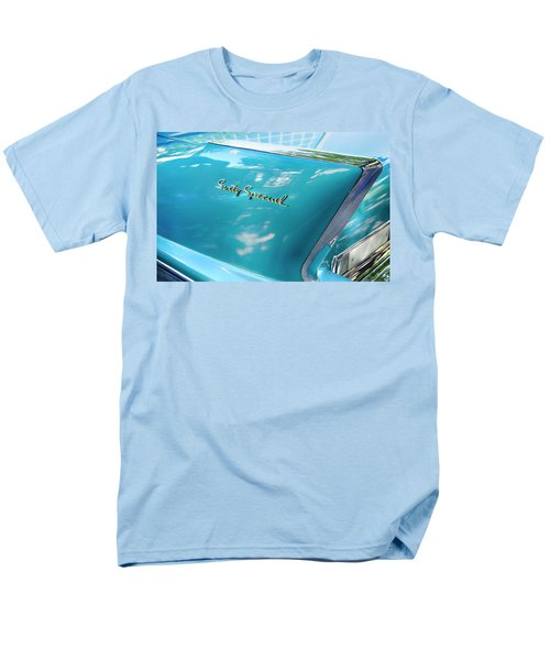 Men's T-Shirt  (Regular Fit) featuring the photograph Sixty Special Cadillac by Theresa Tahara
