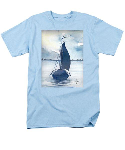 Skutsje No.2 Men's T-Shirt  (Regular Fit)
