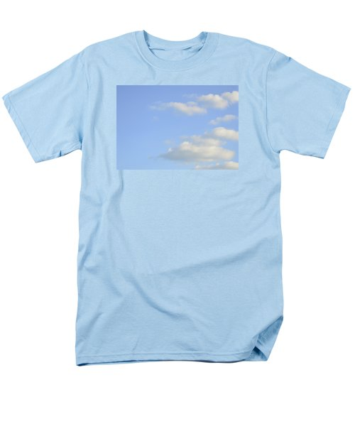 Sky Men's T-Shirt  (Regular Fit) by Wanda Krack