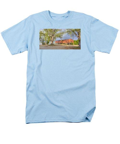 Smallwood Men's T-Shirt  (Regular Fit) by Sean Allen