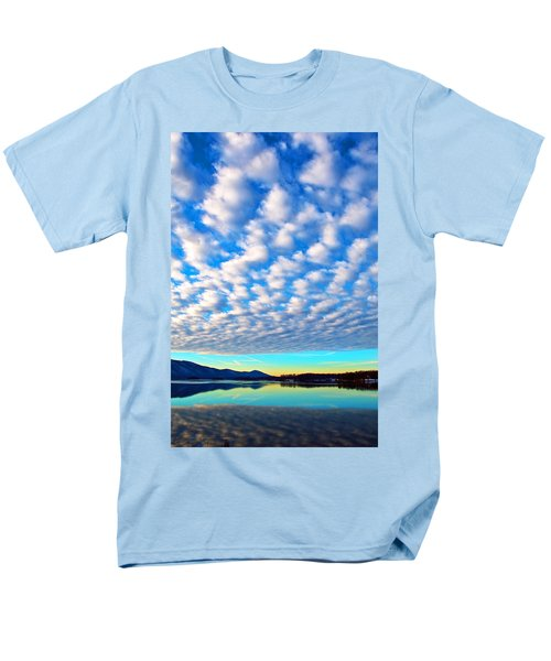 Sml Sunrise Men's T-Shirt  (Regular Fit) by The American Shutterbug Society