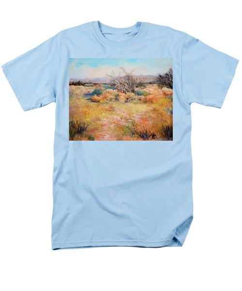Smokey Day Men's T-Shirt  (Regular Fit) by M Diane Bonaparte